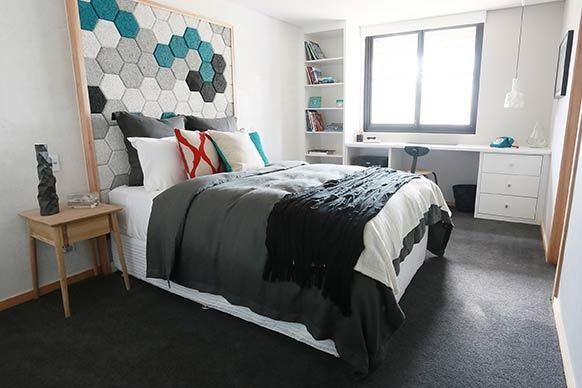 life as we know it...: The Block Sky High | Week 4 Guest bedroom reveals