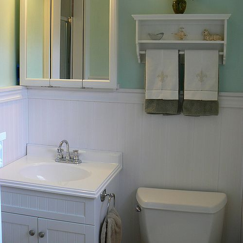 Bathroom Beadboard Ideas: 25+ Best Ideas About Pvc Beadboard On Pinterest
