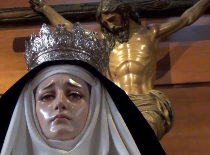 """880 Likes, 21 Comments - Rainha e Mensageira da Paz (@senhora_de_jacarei) on Instagram: """"Vimos sempre que os mais chegados a Cristo, Nosso Senhor, foram os que passaram pelos maiores…"""""""