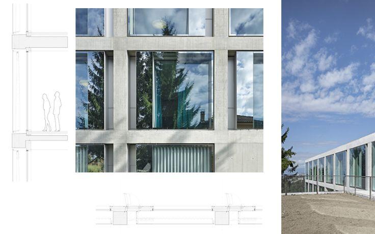 College et Centre Comunal Belmont, 2b architectes