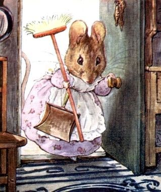 Pinzellades al món: Els ratolinets de Beatrix Potter / Los ratoncitos de Beatrix Potter / The mice of Beatrix Potter