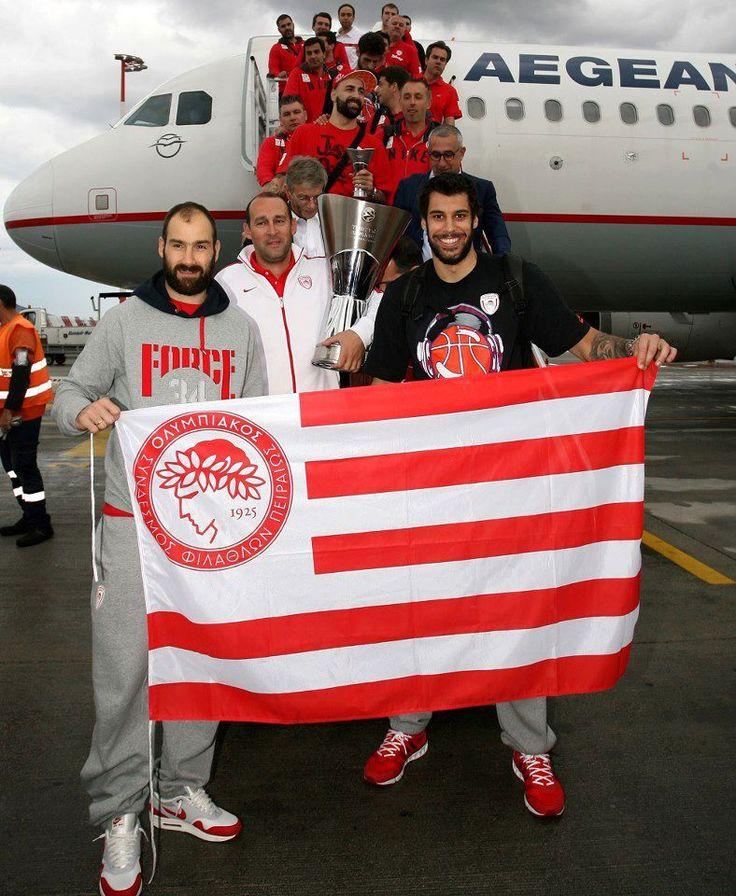 #olympiakos #basketball