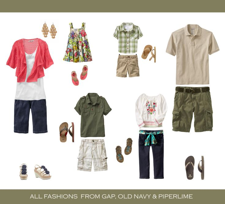 Summer Spring Guide To Choosing Clothes For Photo Shoot ...