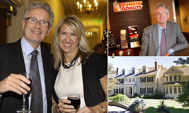 Dunkin' CEO says $15-per-hour minimum wage is 'absolutely outrageous'