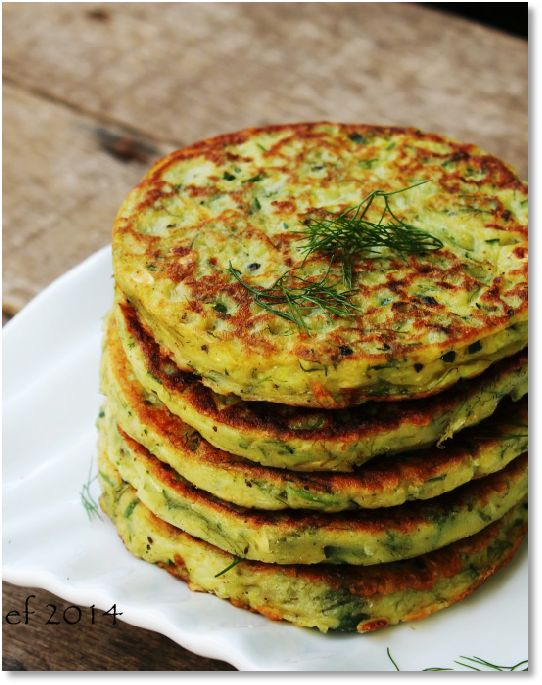 17 Best ideas about Zucchini Pancakes on Pinterest | Zucchini fritters ...