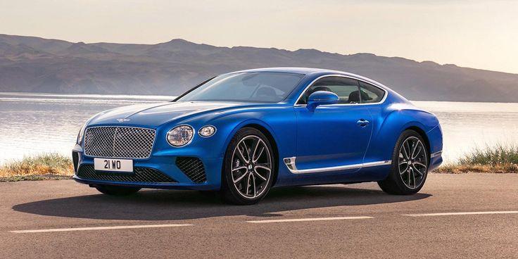 Bentley Continental 2018, la nueva cara del GT de lujo - http://autoproyecto.com/2017/08/bentley-continental-2018.html?utm_source=PN&utm_medium=Pinterest+AP&utm_campaign=SNAP