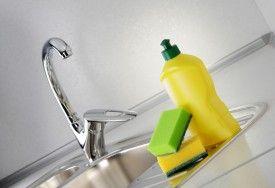 Como limpar aço inoxidável na cozinha
