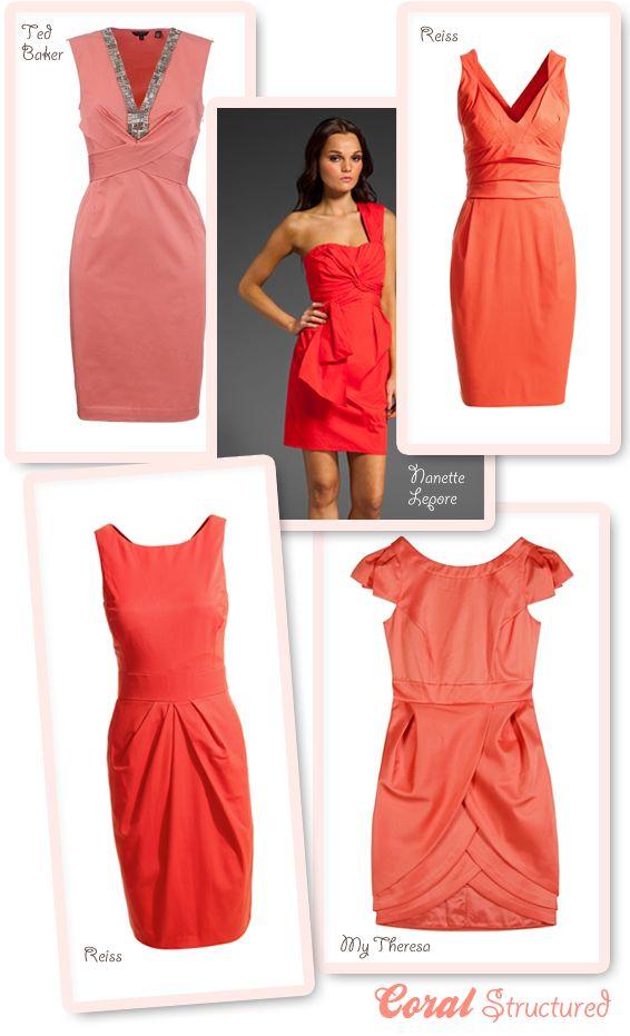 Best 25 Red Wedding Guest Dresses Ideas On Pinterest