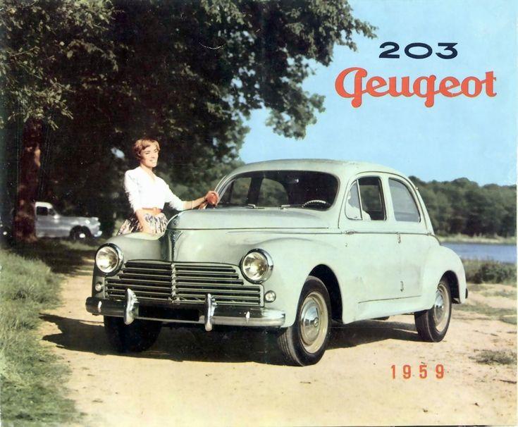 1959 Peugeot 203
