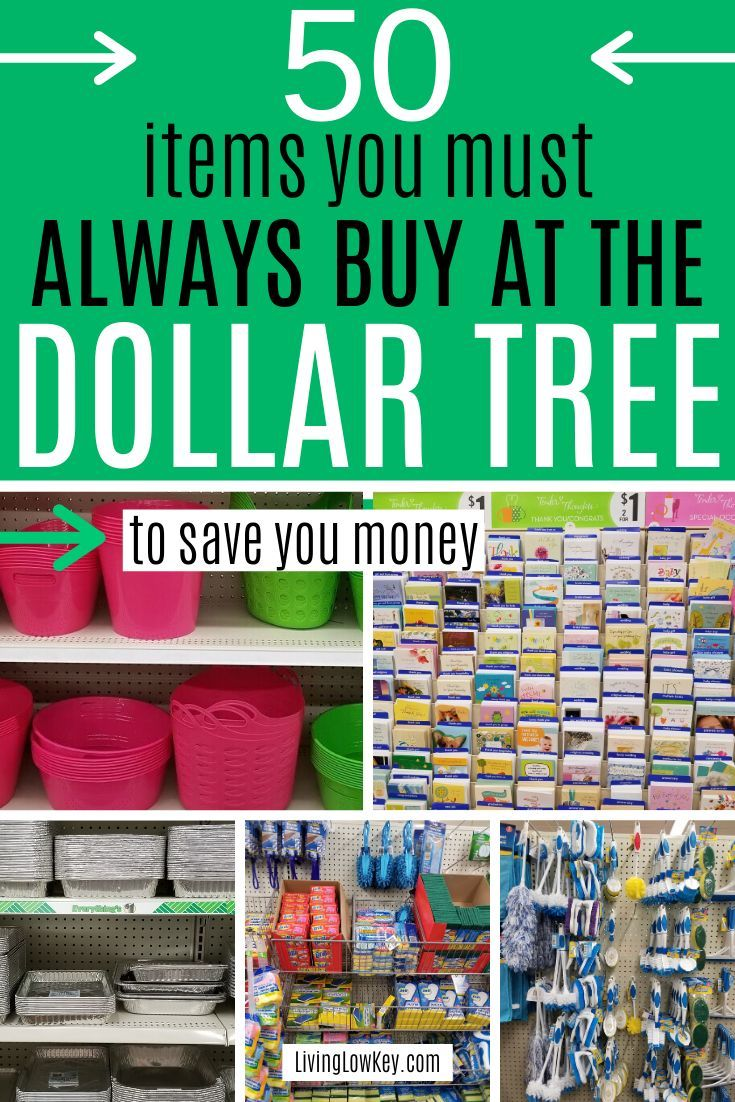 The Best Things To Buy At The Dollar Tree And What To Avoid Dollar Tree Dollar Tree Organization Dollar Store Diy Organization