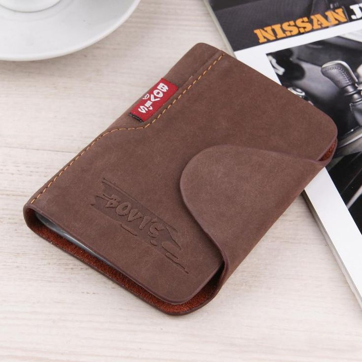 2016 genuine leather credit card holder business cards cover for a driver's …