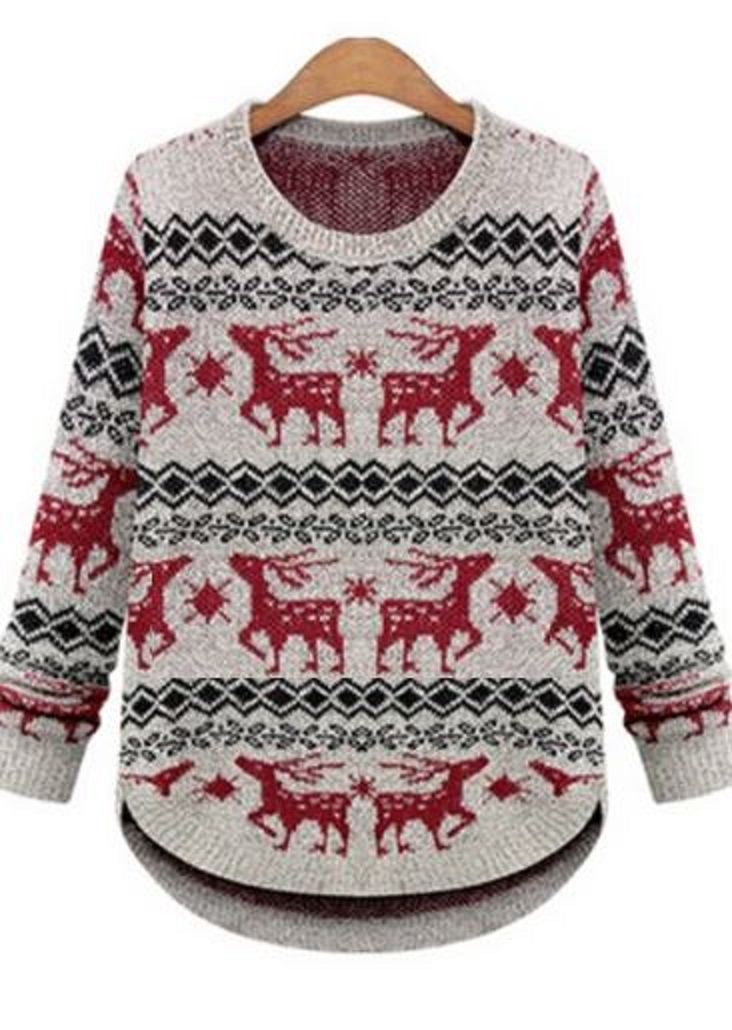 Best 25+ Womens christmas sweaters ideas on Pinterest | Womens ...