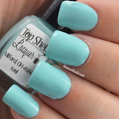 Top Shelf Lacquer Adult Soda Shoppe Swatches