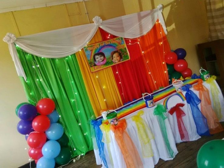 Kiddies themed parties with a difference is having amazing specials for the month of april and may ...certain dates available BOOK THE BELOW PACKAGE AND GET THE FOLLOWING FREE : THEMED BANNER VINYL , JUMPING CASTLE .We have the following special on kids themed parties .The Package includes :Draped gazebo / draped backdrop main table Kiddies tableschairs,table cloths runners , overlays Chair covers chair tie backsBalloon stands x 2Themed Photo Board theme dependentparty plates, cups…