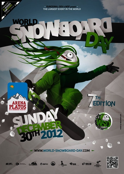 World Snowboard Day '12