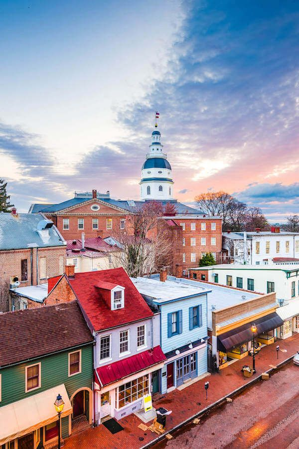 The Best Day Trips From Philadelphia By A Local Day Trips Annapolis Annapolis Maryland
