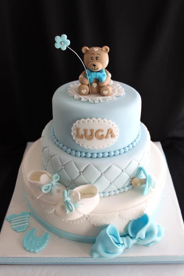 ``Baby Blue cake