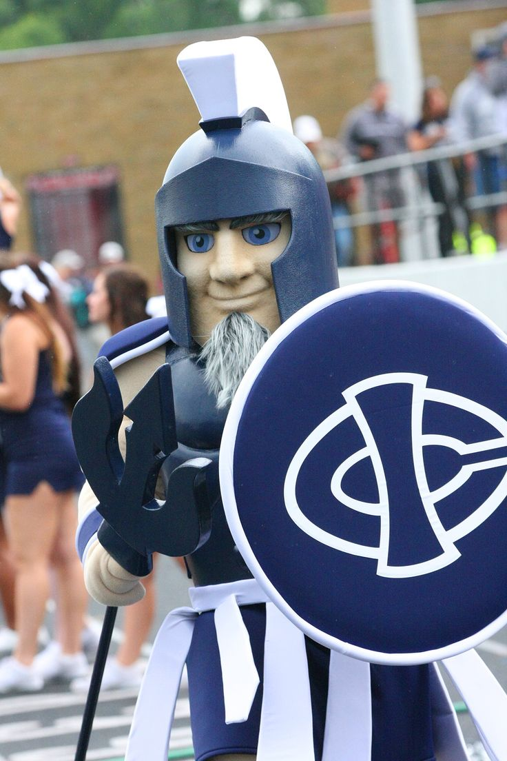 The Iowa Central Community College Mascot Triton. To see more of our custom school mascots, check out our site: https://www.bammascots.com/custom-mascots-for-sports-teams