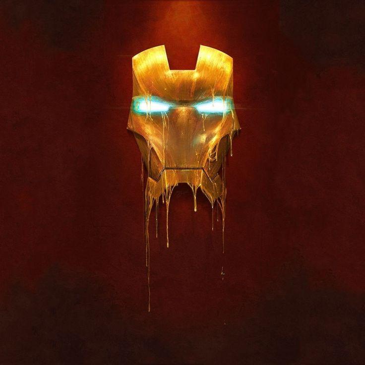 Iron Man iPad Wallpaper Iron man mask, Superhero