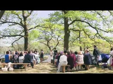Humanist, non-religious weddings - YouTube