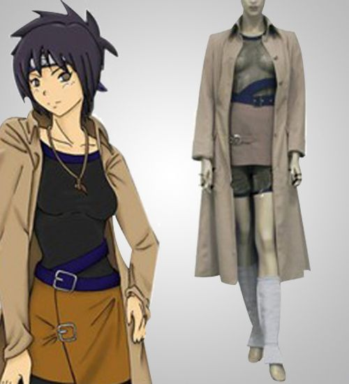 Diacount Naruto Anko Mitarashi Cosplay Costume Sell Online