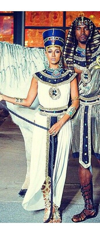 Keri as an egytian goddess