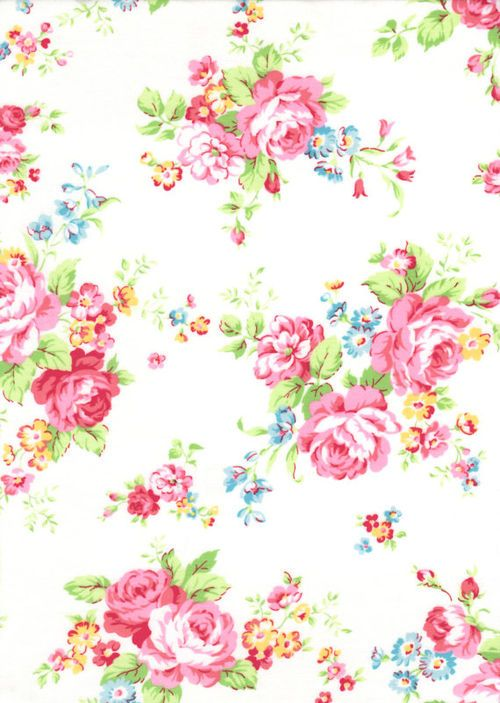 Japanese Lecien ANTIQUE FLOWER in PASTEL 3045410 by sewdeerlyloved