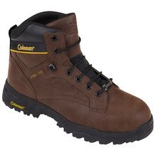 Coleman Carpenter ST Men's Work Boots from Big 5 Sporting Goods $29.00 (52% Off) -