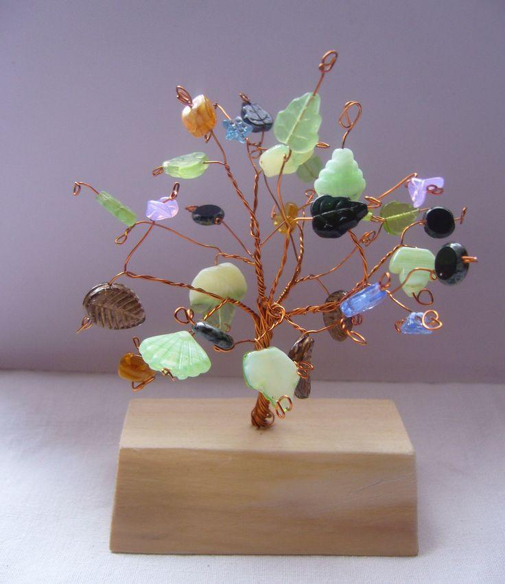 Natálka stromeček korálky