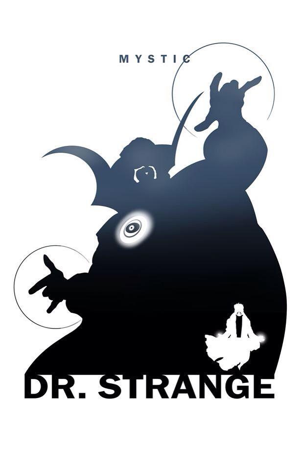 Dr. Strange - Mystic by Steve Garcia