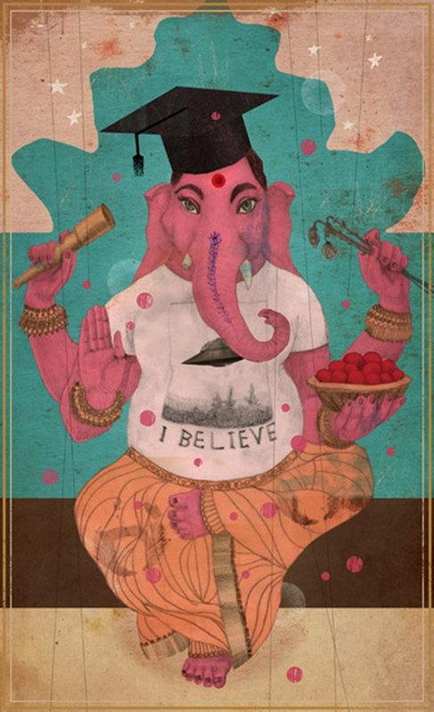 Ganesha - I believe