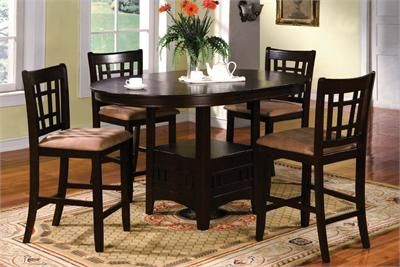60\  Metropolis Espresso Counter Height Table Set & 40 best Counter Height Dining Tables images on Pinterest   Counter ...