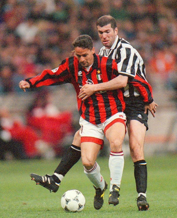 Baggio VS Zidane