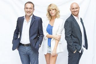 Claudia Grohovaz: Coca-Cola SUMMER FESTIVAL - Torna in TV e in radio...