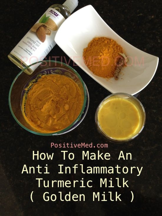Health Benefits Of Turmeric Milk (and Recipe!)