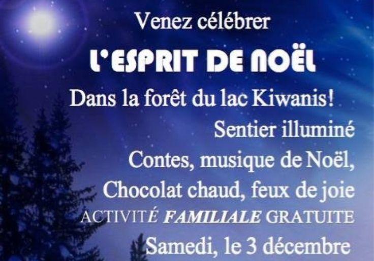 Esprit de Noël, 6e édition   Quoi faire à Rouyn-Noranda   CLD de Rouyn-Noranda Tourisme   Lac Noranda   Contes   Magie de Noël