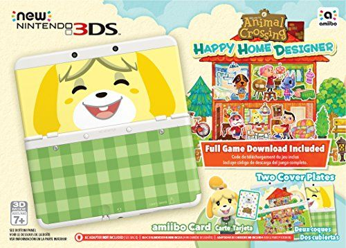 Nintendo Animal Crossing: Happy Home Designer + New 3DS Bundle Nintendo http://www.amazon.com/dp/B0144K8KQW/ref=cm_sw_r_pi_dp_OJBawb06W8DA1