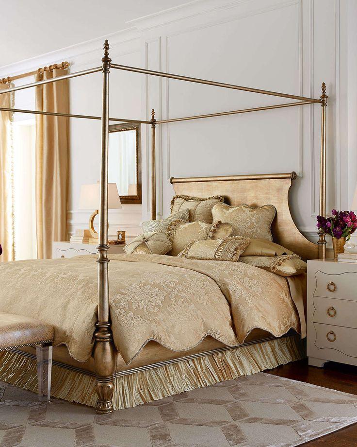 Best 25+ Canopy Bedroom Sets Ideas On Pinterest