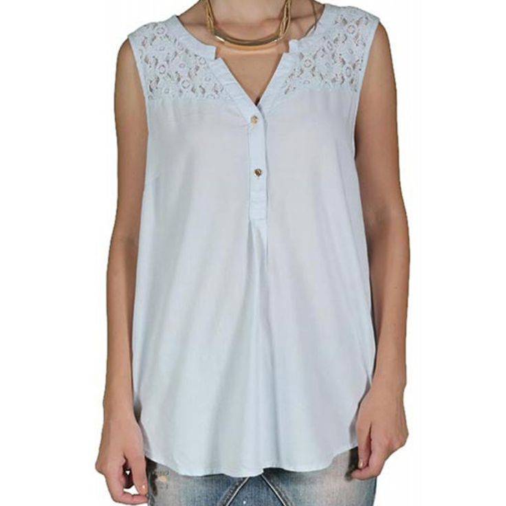 Bluza Dama ONLY Stefen Lace Top
