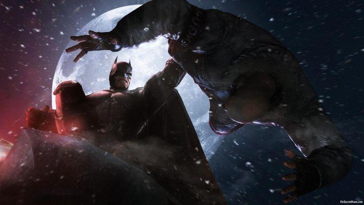 Batman 2013 Arkham Origins Game HD Wallpaper | Game HD Wallpaper