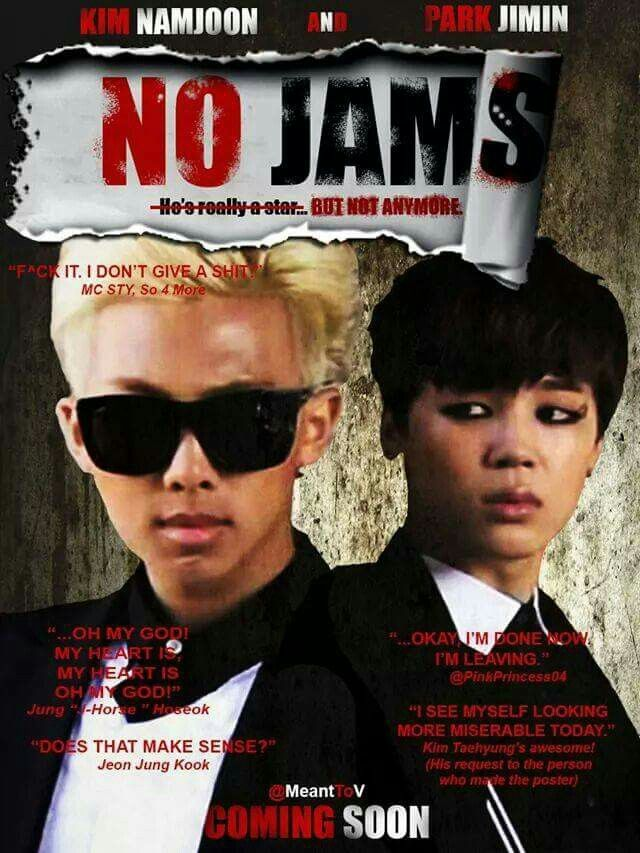 No Jams... with Rap Monster and Jimin