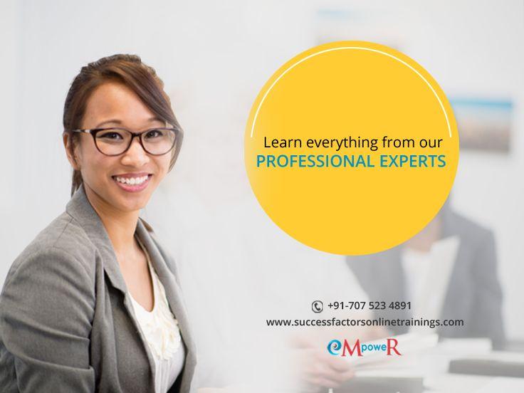 #SAPSuccessfactors #onlinetraining #Empower
