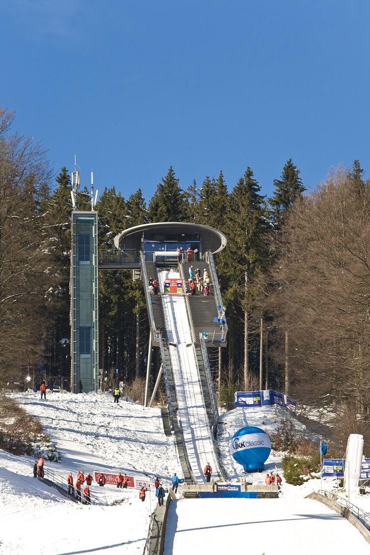 Die Weltcup-Skispringen in #Willingen. | Foto: willingen.de