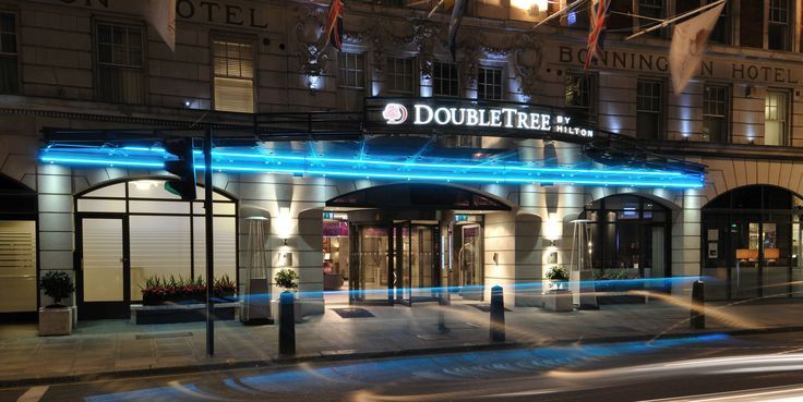 Meeting Rooms at DoubleTree by Hilton London West End, 92 ...