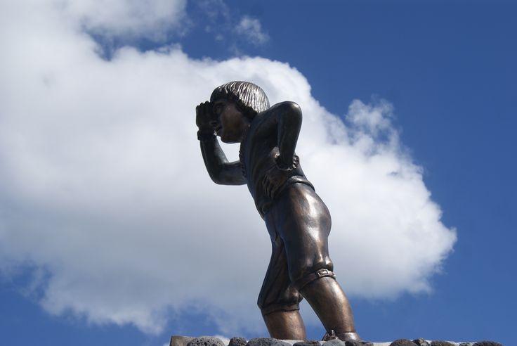 Monumento a Peter Francisco, herói da revolução Americana