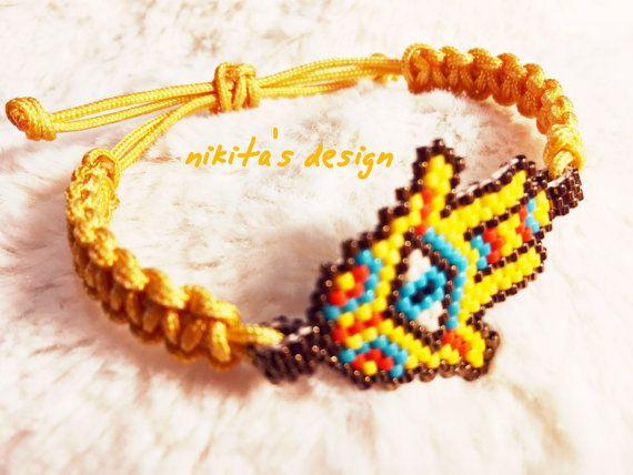 Miyuki Bracelet Handmade Bracelet Nikitas Design by NktsDesign