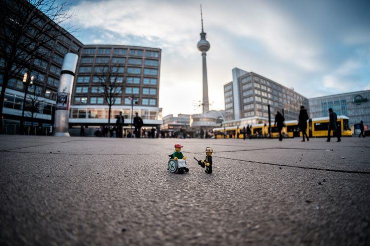 Lego wheelchair at TV Tower Berlin  Fujifilm X-T1  (c) Andi Weiland (CC by)