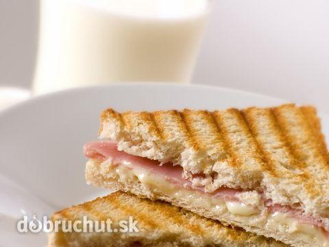 Zapečené sendviče
