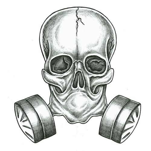 39 best images about tattoo on Pinterest | 13 tattoos ... Gas Mask Tattoo Sketch