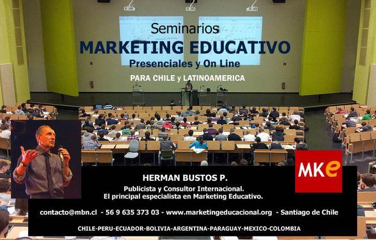 Seminarios de Marketing Educativo
